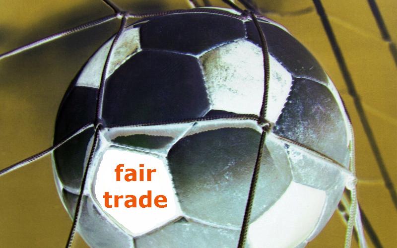 """""""Pole Position"""" für den Fairen Handel im Sport nachhaltiger Sport"""