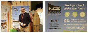 Guillem Capellades NZERO nachhaltige Skiwachs