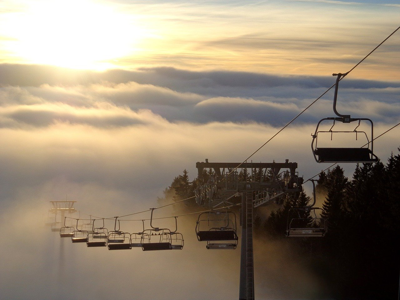 Nachhaltiges Skifahren: Welche sind die Initiativen und wo? nachhaltiger Sport