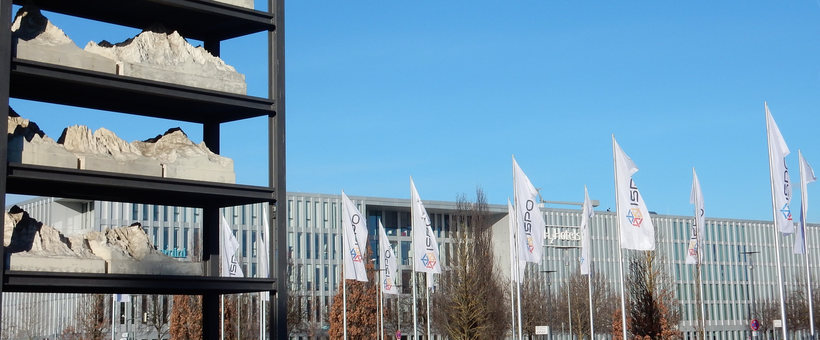 ISPO Munich 2017 Nachhaltiger Sport