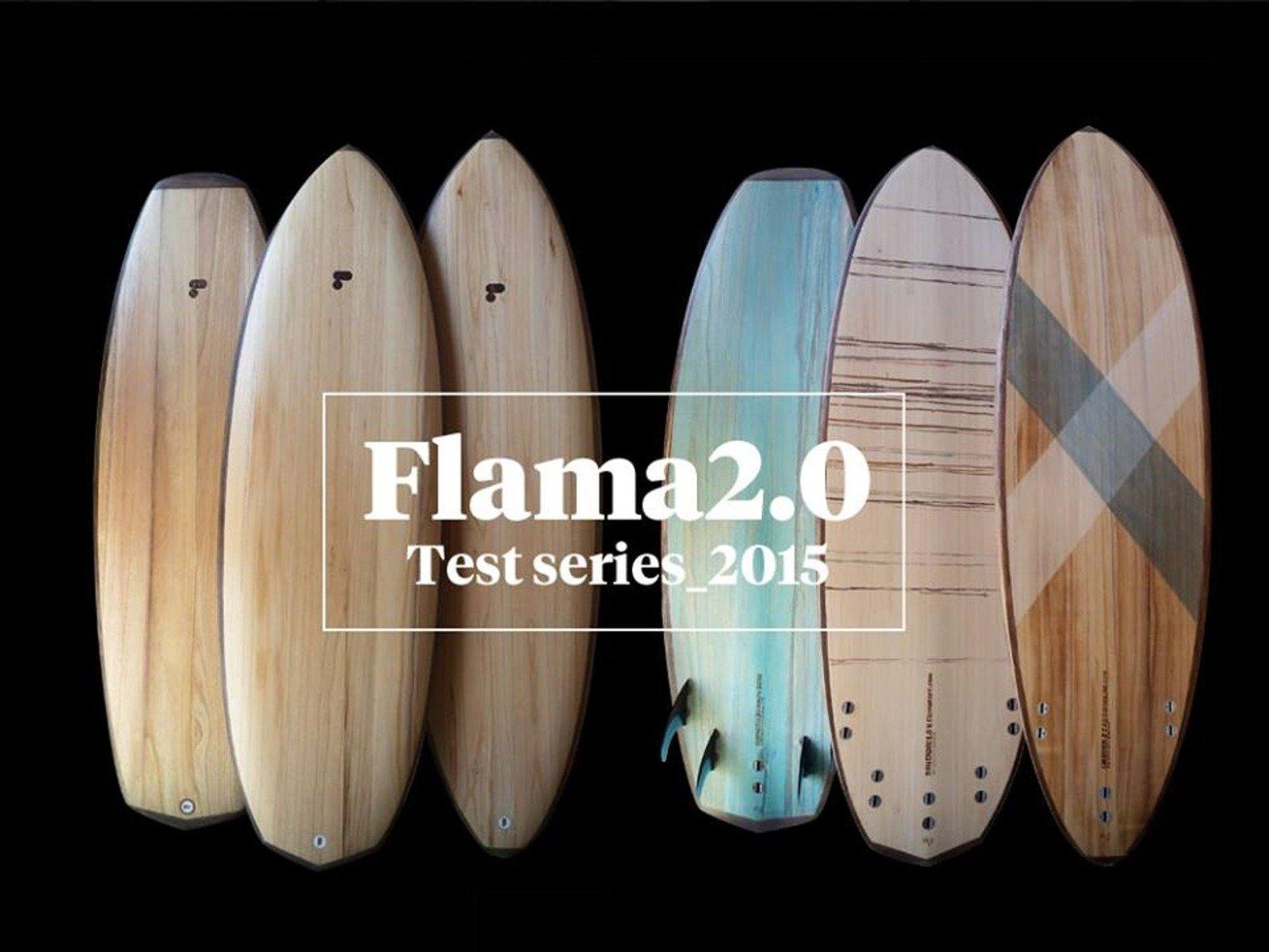Flama_wood_board