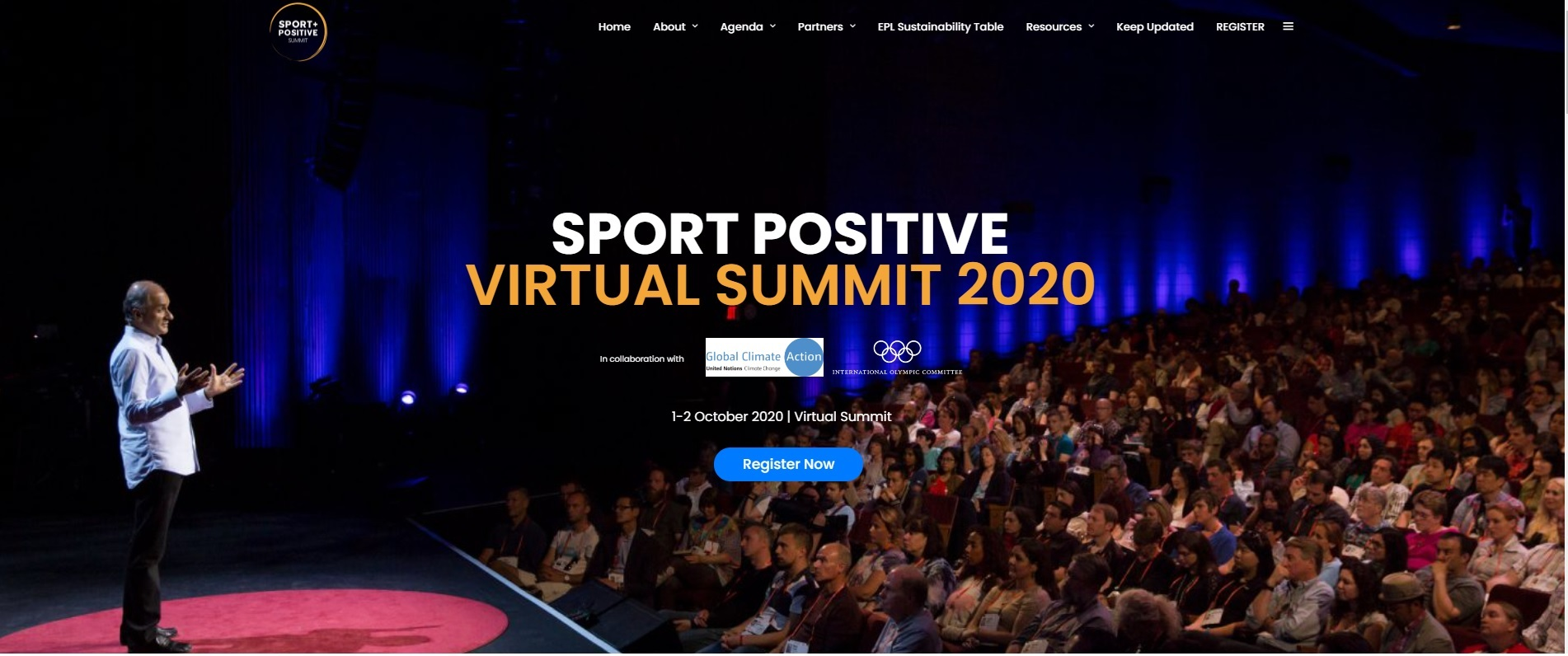 Sport Positive Virtual Summit 2020
